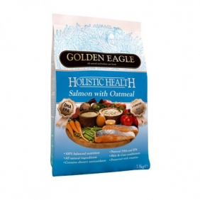Golden Eagle Holistic Salmon with Oatmeal Сухой корм для собак лосось с овсянкой
