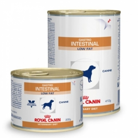 Royal Canin Gastro Intestinal Low Fat Canine Консервы для собак при нарушениях пищеварения с ограниченным содержанием жиров
