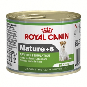 Royal Canin Mature +8 Консервы для пожилых собак для поддержания жизненных сил